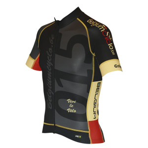 BelgiumCyclo shirt korte mouw 2015