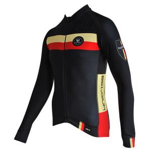 BelgiumCyclo trui lange mouw 2016