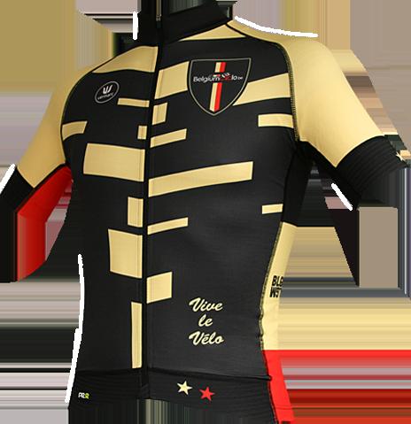 Belgiumcyclo shirt 2018